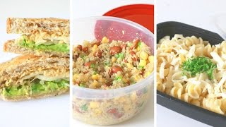 Healthy & Easy Lunches For School Or Work! • Lisa Lorles