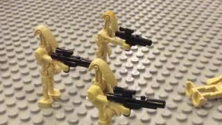Lego Star Wars 99's Death