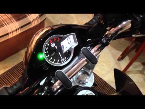Yamaha FZ150i 2014-HD