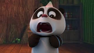 Krtek a panda epizoda 17 - Nezvaní hosté