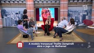 Mulheres - Abrindo o Jogo: Thalita Zampirolli (29/04/2015)
