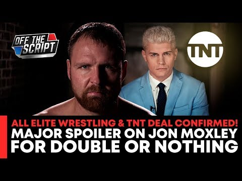 Xxx Mp4 All Elite Wrestling Signs TV DEAL W TNT Jon Moxley AEW Debut SPOILED Off The Script 274 Part 2 3gp Sex