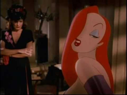 Who Framed Roger Rabbit: Jessica's Famous Scene