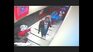 ARMED ROBBERY SOUTH AFRICA