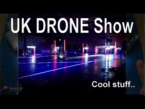 watch UK Drone Show: Some cool things we found