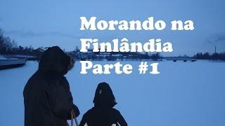 Morando na Finlândia - Parte #1