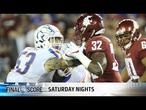 Recap: No. 20 Washington State football pulls off win over Boise State in triple OT thriller