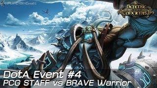 DotA Thailand : Event - PCG Staff vs Brave Warrior #4
