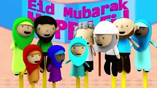 Two Eids - Islamic Festival Kids Cartoon