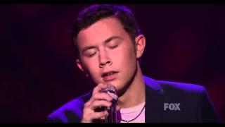 Scotty McCreery - She Believes In Me - Top 3 - American Idol 2011 - 05/18/11