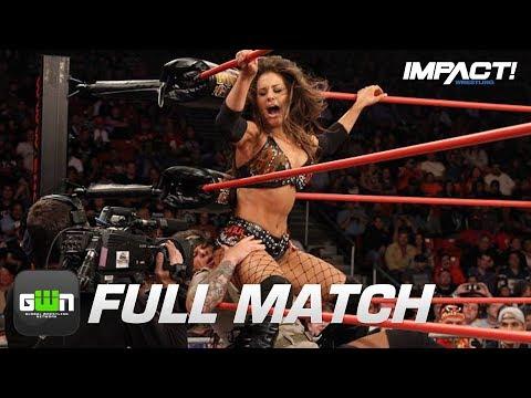 Gail Kim vs ODB vs Brooke Tessmacher Knockouts Championship FULL MATCH IMPACT Full Matches