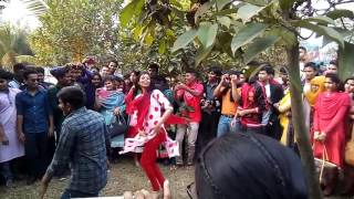 new bangla dance college gril...