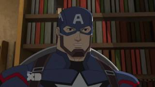 Avengers Assemble  Ultron Revolution 9   Avengers Assemble season 3 episode 9   Inhumans Among Us