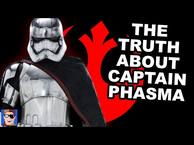 Star Wars Theory: The Truth About Captain Phasma