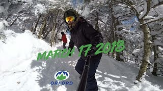 Mont Orford 2018