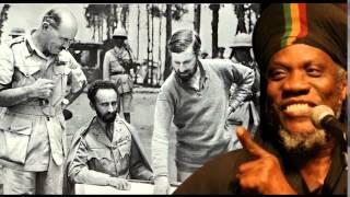 MUTA PLAYS A Haile Selassie documentary and Slide show( A MUST HEAR)