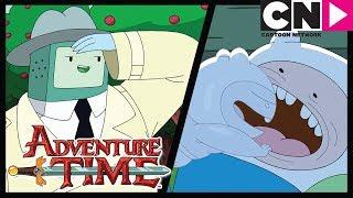 Bmo Siempre Cerrado | Hora de Aventura LA | Cartoon Network