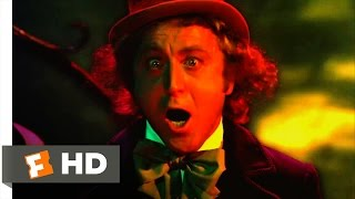 Willy Wonka & the Chocolate Factory - Tunnel of Terror Scene (6/10)   Movieclips