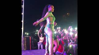 SHENSEEA & NAILAH BLACKMAN LIVE IN ST LUCIA🇱🇨🇯🇲🇹🇹 PERFORMANCE HIGHLIGHTS [🎥By Casim James]
