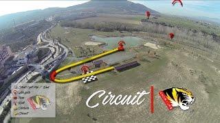 Dubai World Drone Prix FPV Racing video!