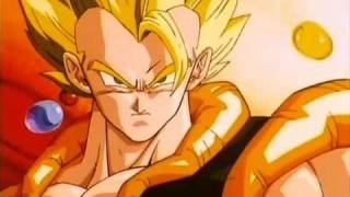 La fusion de Goku y Vegeta (Audio Latino)