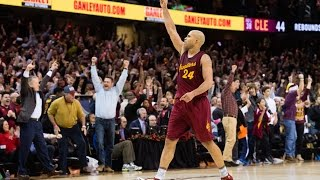 Relive Cavs' Wild Comeback and Amazing 4th Quarter!