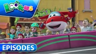 【官方Official】《超级飞侠》第27集 - Super Wings (Chinese) _ EP27