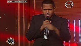 Romeo Santos fascinó cantando
