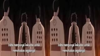 Naruto Shippuden Episode 468 subtitle indonesia - Sang penerus[HD}