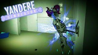 What A SHOCKING End (huehuehue) | Yandere Simulator #6 (Electrocution/Bike Update)