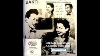 OST Bakti 1950 - Merpati Dua Sejoli - P Ramlee, Momo Latif