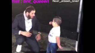 جديد نور الزين والطفل حسوني كاملة / اغنية هذا الوافيته