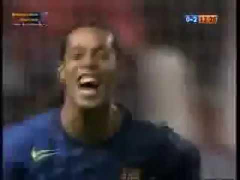 Ronaldinho Gaúcho a Lenda