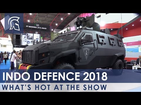 Xxx Mp4 What 39 S Hot At Indo Defence 2018 3gp Sex