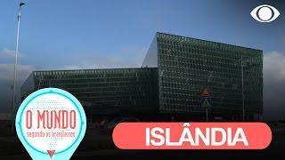 O Mundo Segundo Os Brasileiros: Islândia - Parte 2