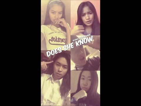 Does She Know [RepGangOrDie Musical.ly Cover]