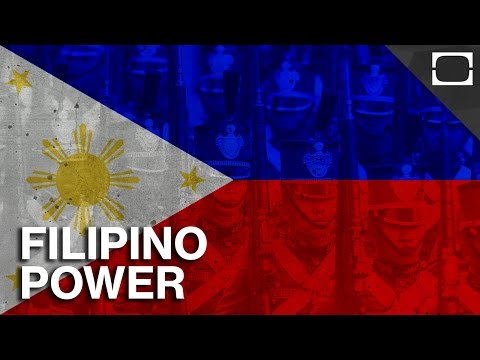 watch How Powerful Is The Philippines?