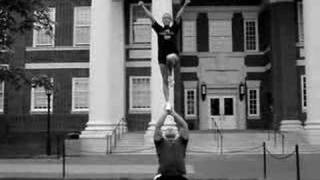 andy and caitie partner stunt
