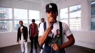 2014 XXL Freshmen Cypher With Chance The Rapper, Isaiah Rashad, August Alsina and Kevin Gates