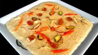শাহী ফিরনি রান্নার রেসিপি - Bangladeshi Firni Rannar Video Recipe - Shahi Firni Recipe in Bengali