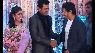 Karthi Ranjani Wedding Reception Video