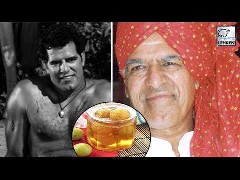 Here's The Fitness Secret Of India's Original 'Mard' Dara Singh