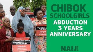 Bring back our girls - 3 year anniversary #BBOG