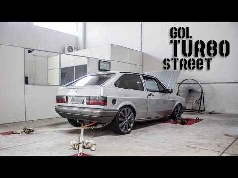 Gol Quadrado 89 Turbo Street ROD Garage