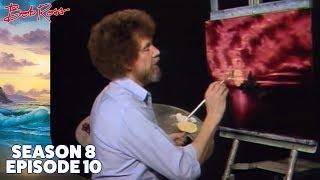 Bob Ross - Cactus at Sunset (Season 8 Episode 10)