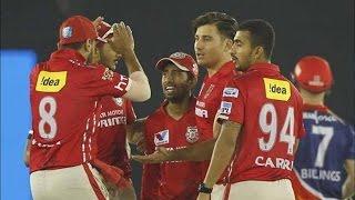 IPL 2016| Kings XI Punjab vs Delhi Daredevils| Kings XI Punjab Beat Delhi Daredevils By Nine Runs