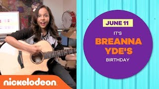 'Happy Birthday, Breanna Yde!' Official Tribute Music Video feat. 'Our Time is Now' | Nick