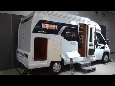 Hobby Optima V60 motorhome review