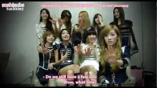 SNSD: We Are The Best (...at being funny)