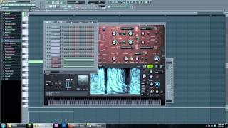 How To Bass 2: Bass Harder (FM, Harmor, Vocodex, FL Studio 10)